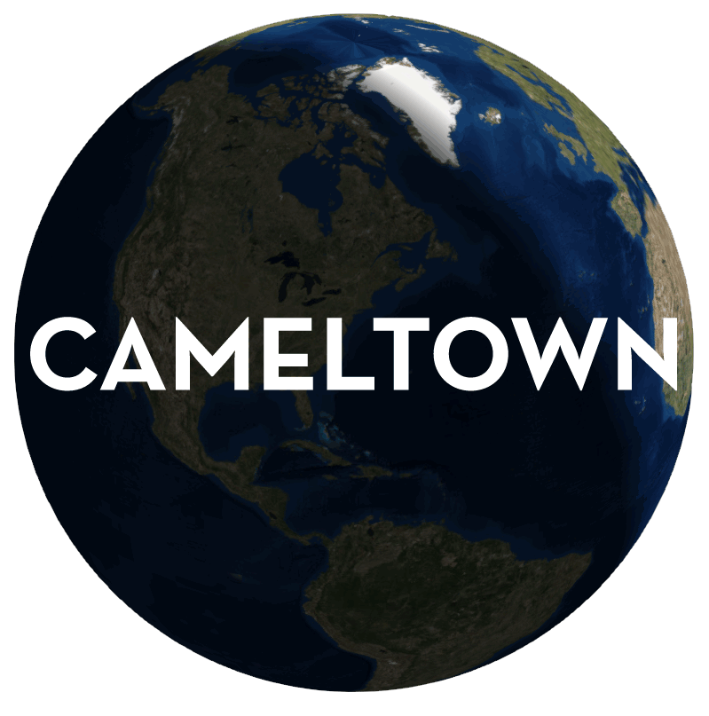Cameltown globe preview